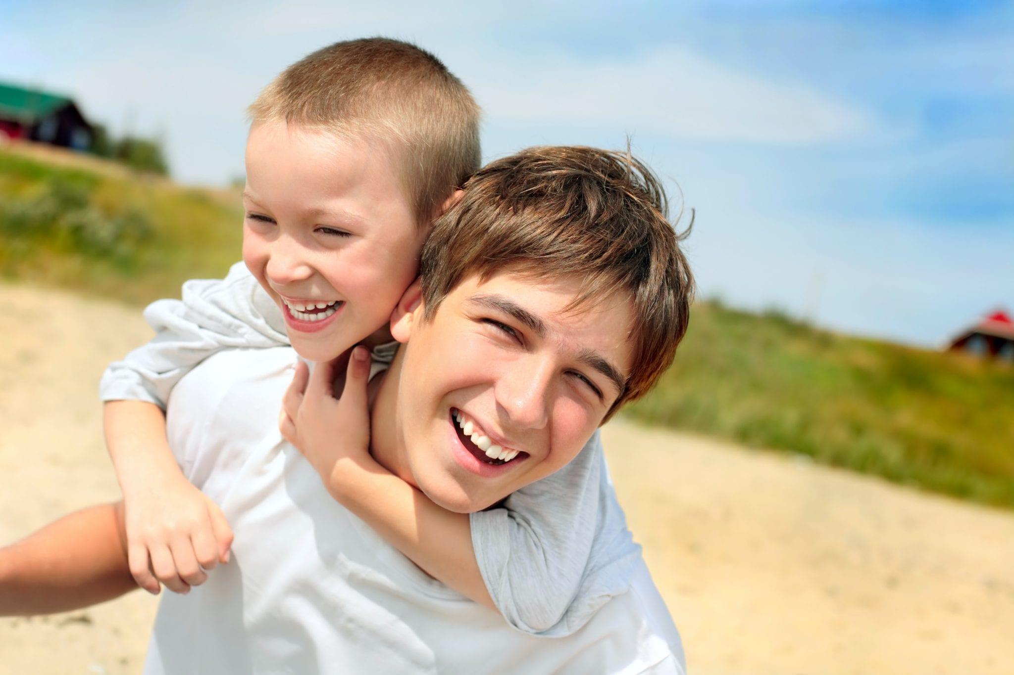 sorriso crianças