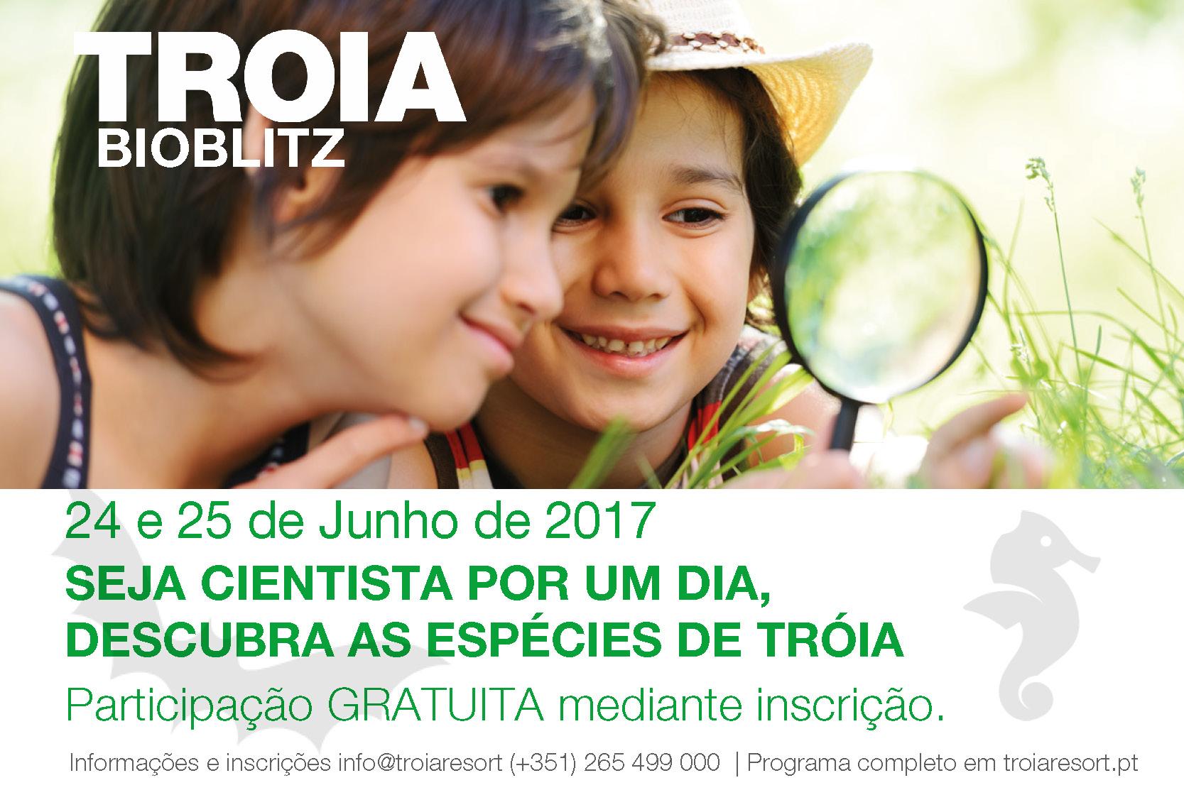 Troia Bioblitz