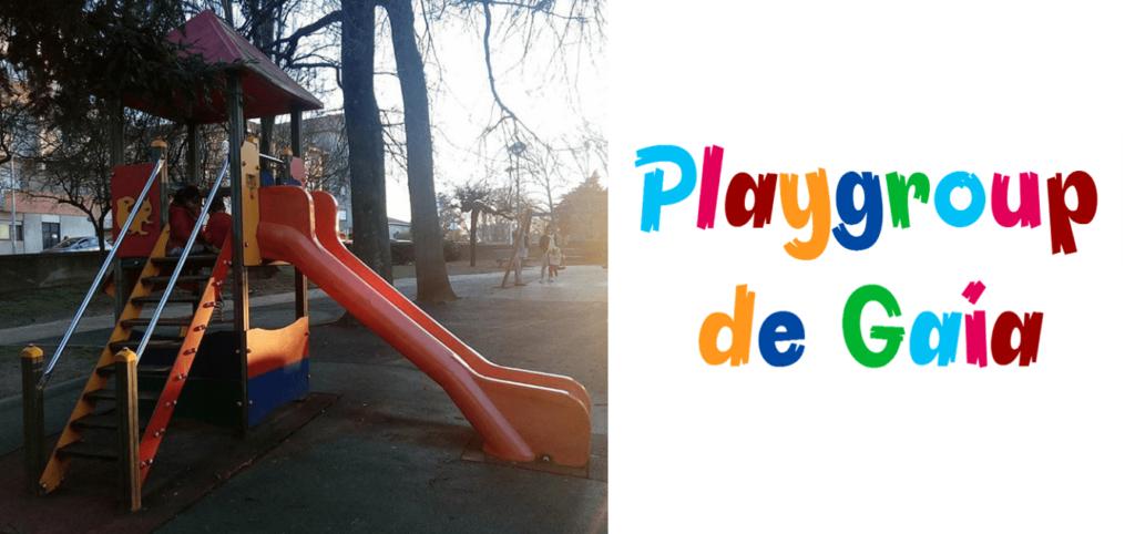 Playgroup de Gaia | Parque Infantil de Soares dos Reis