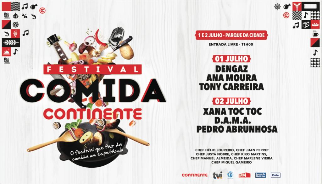 Festival da Comida Continente
