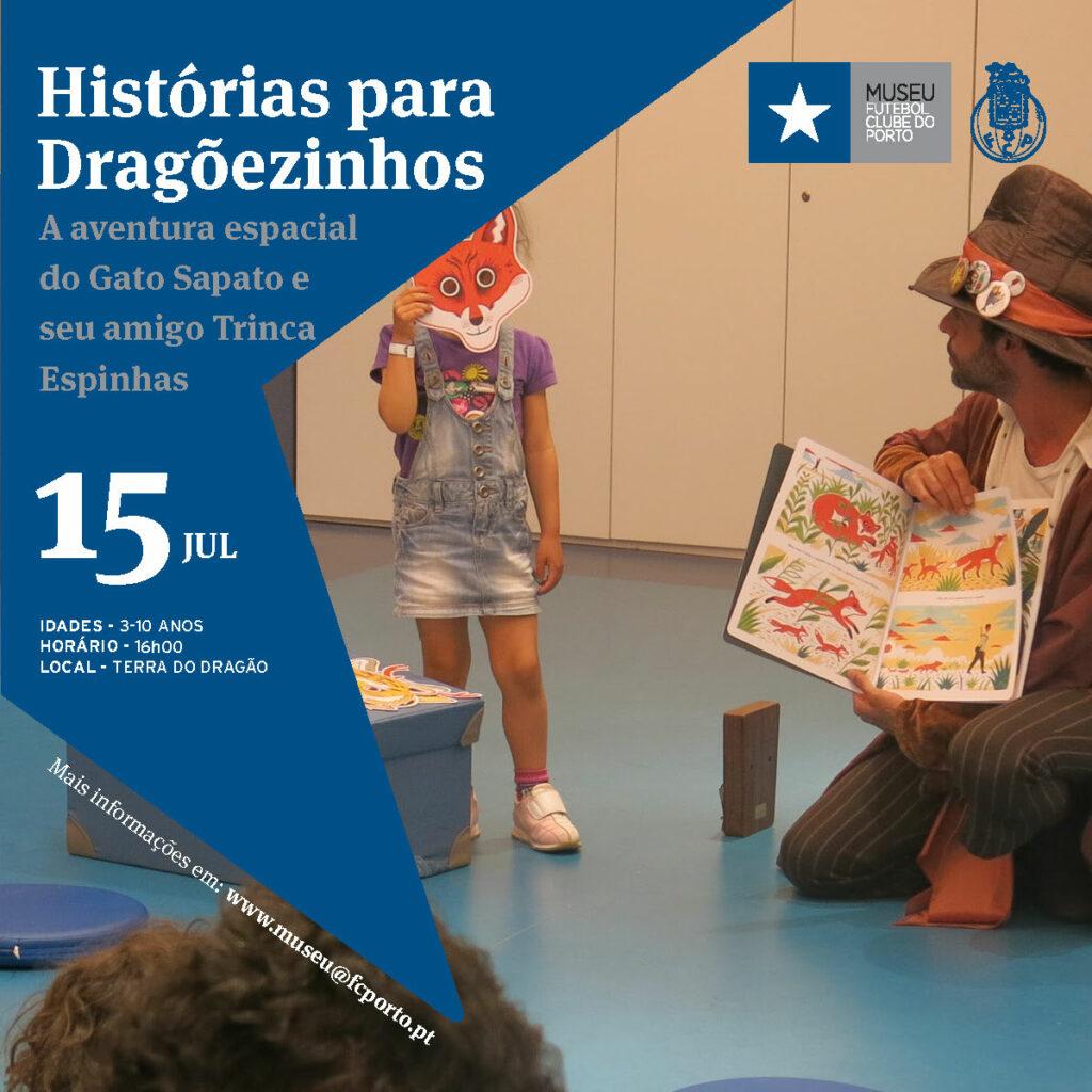 Histórias para Dragõezinhos
