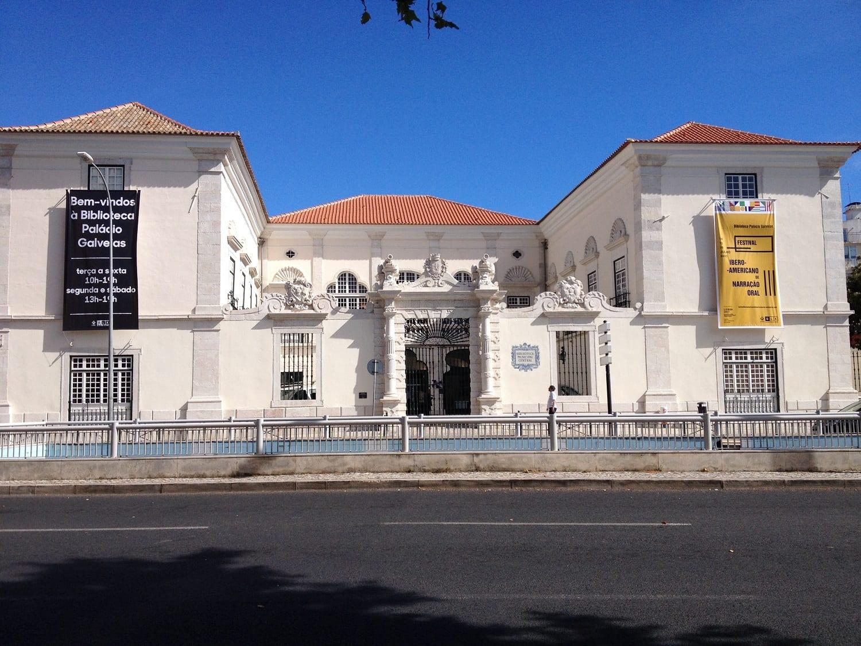 86º Aniversário da Biblioteca Palácio Galveias