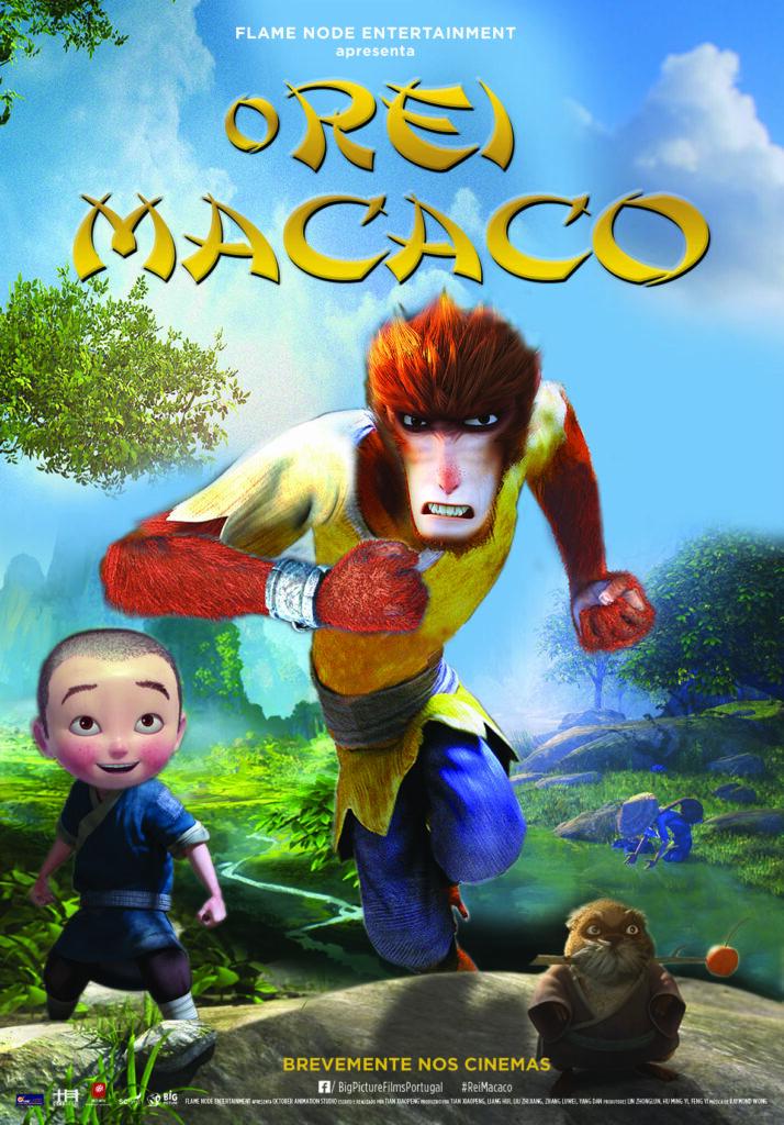 Passatempo O Rei Macaco