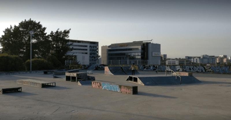 Skatepark São Sebastião
