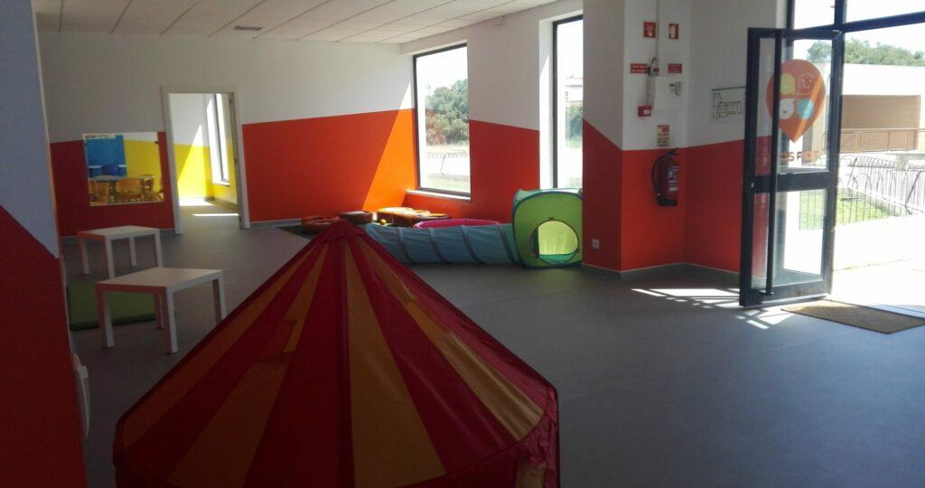 Baby Summer Camp: Atividades nas férias para crianças até aos 5 anos - instalações