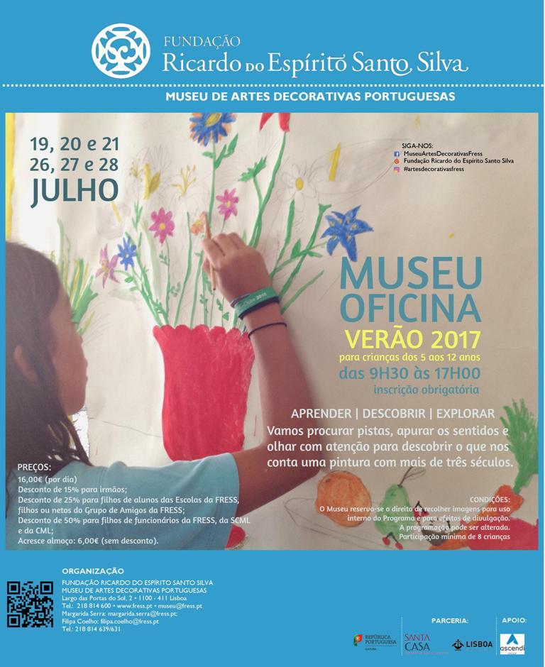 MUSEU OFICINA Verão 2017
