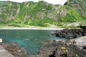 Praia da Fajã Grande