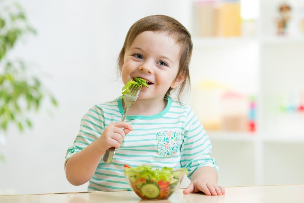 Comprar biológico para o bebé