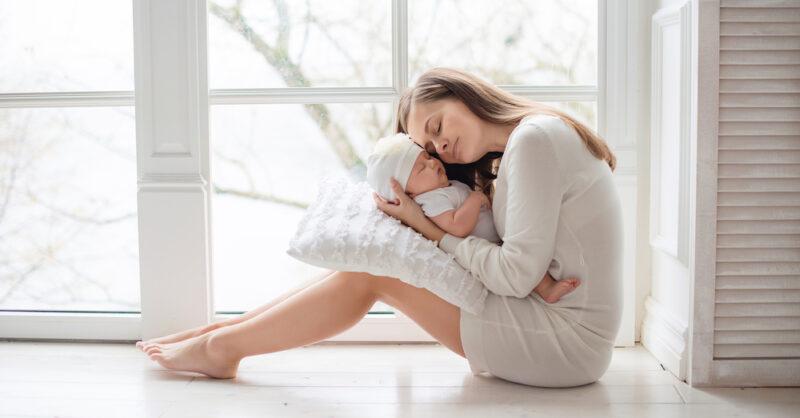 O 10 mês de gravidez – sim, ele existe.