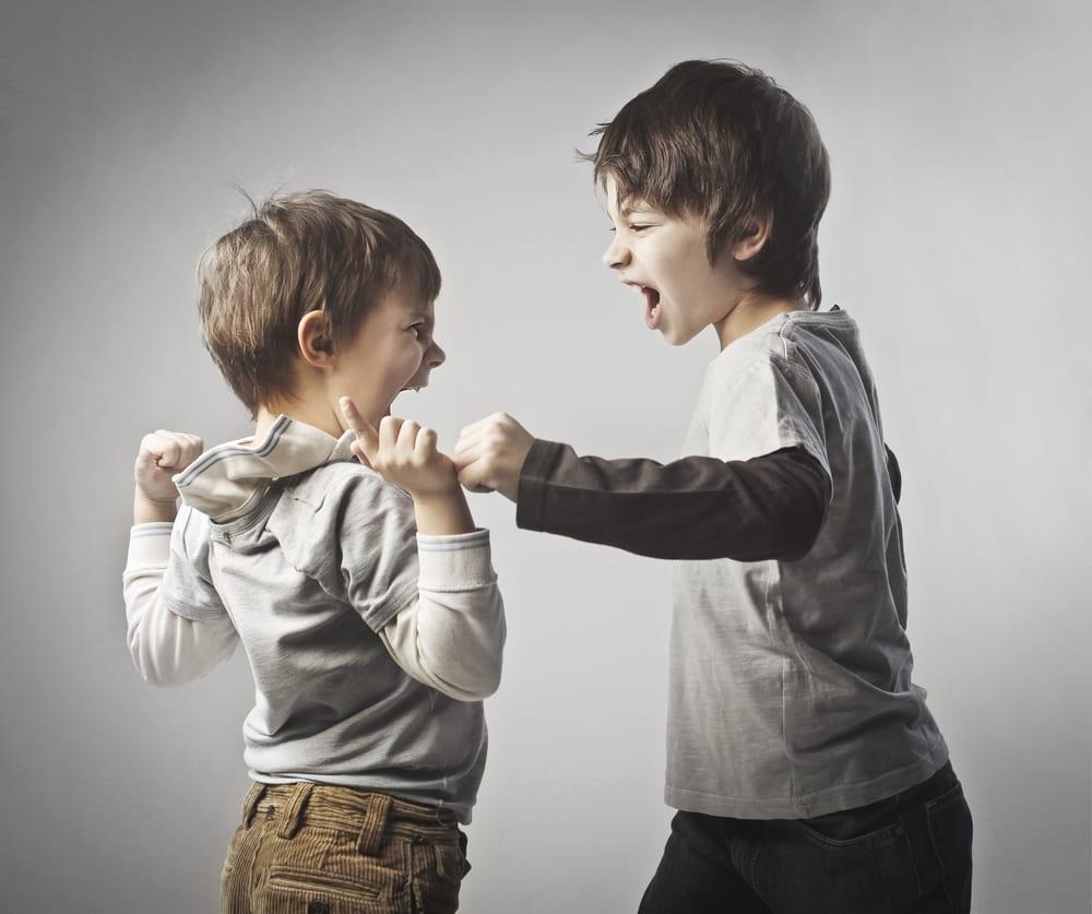 Conflitos na infância