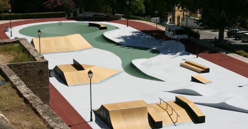 Skate Park Abrantes