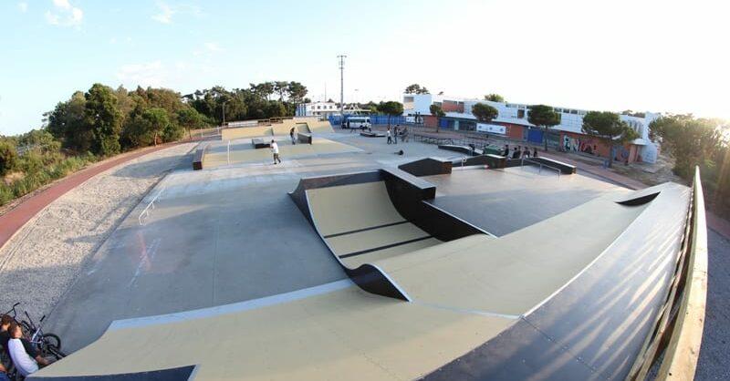 Skate Park Gafanha da Nazaré