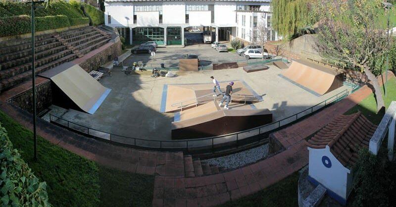 Skate Park Odemira