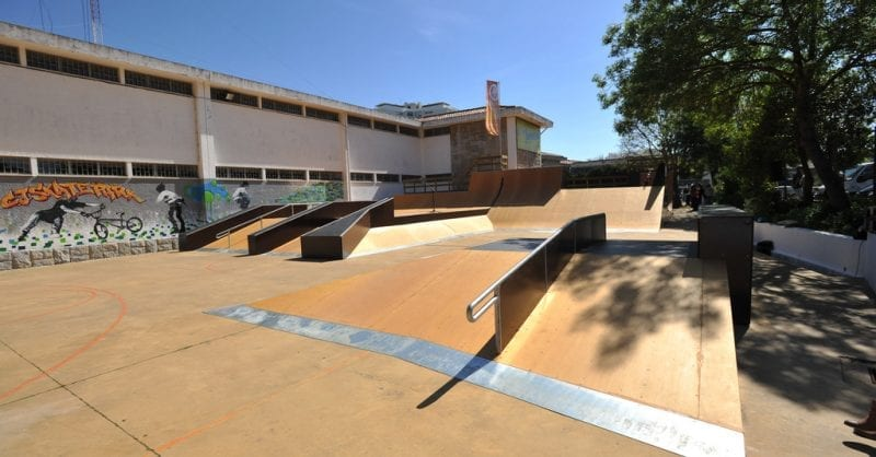 Skate Park Oeiras
