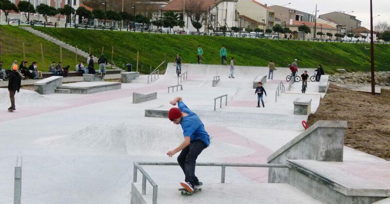 Skate Park Póvoa do Varzim