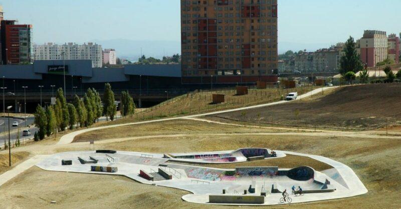 Skate Parque Rock In Rio