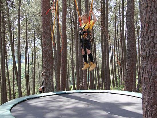 trampolim