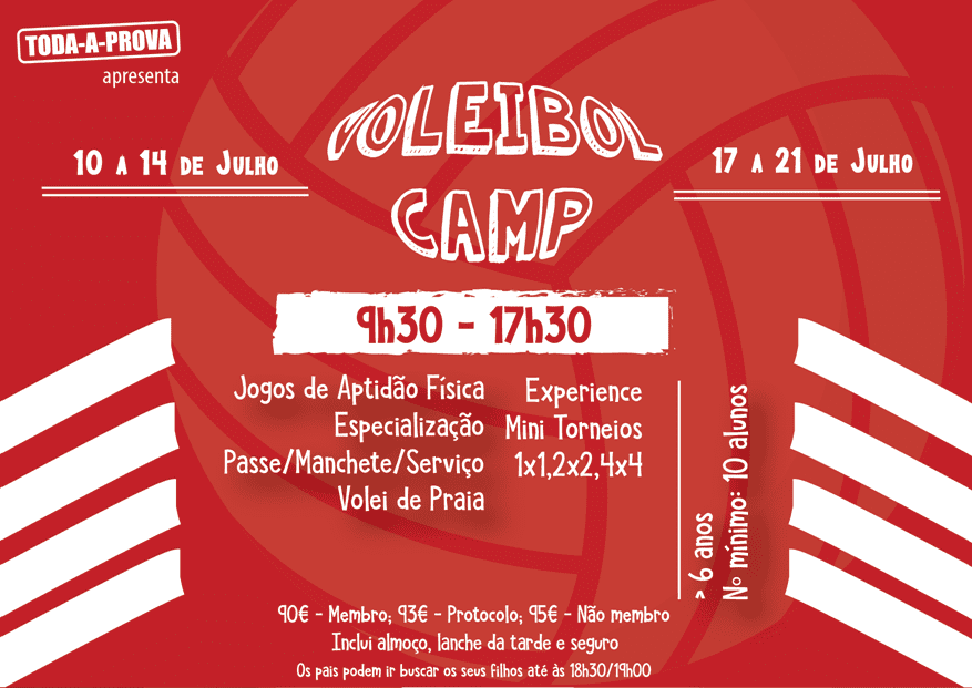 Voleibol Camp