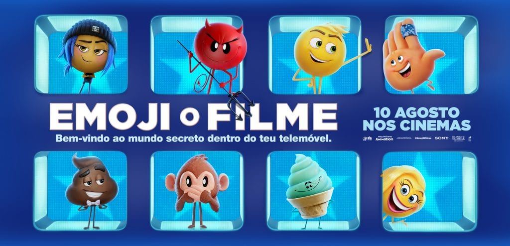Emoji o Filme
