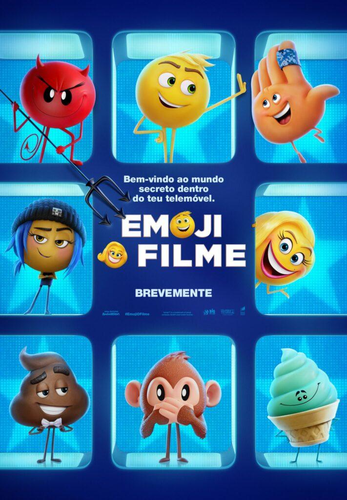 Passatempo Emoji o Filme