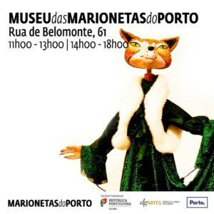 As melhores Atividades para o fim-de-semana: Museu das Marionetas do Porto
