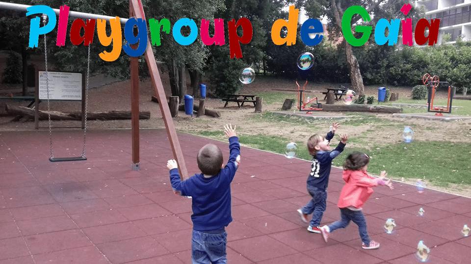 Playgroup de Gaia | Parque da Lavandeira