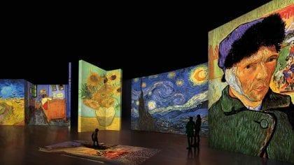 Van Gogh Alive, The Experience na Cordoaria Nacional 2