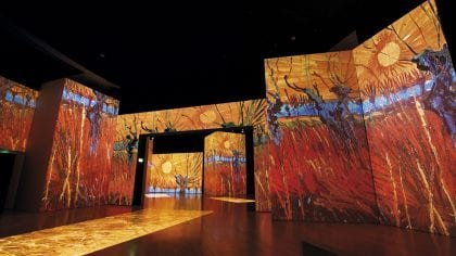 Van Gogh Alive, The Experience na Cordoaria Nacional 3