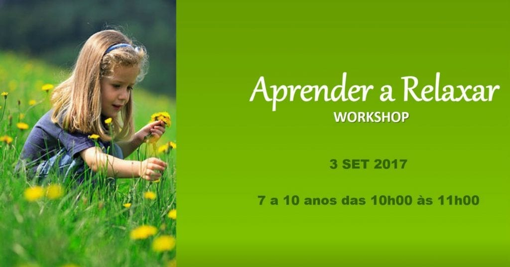 Workshop Aprender a Relaxar