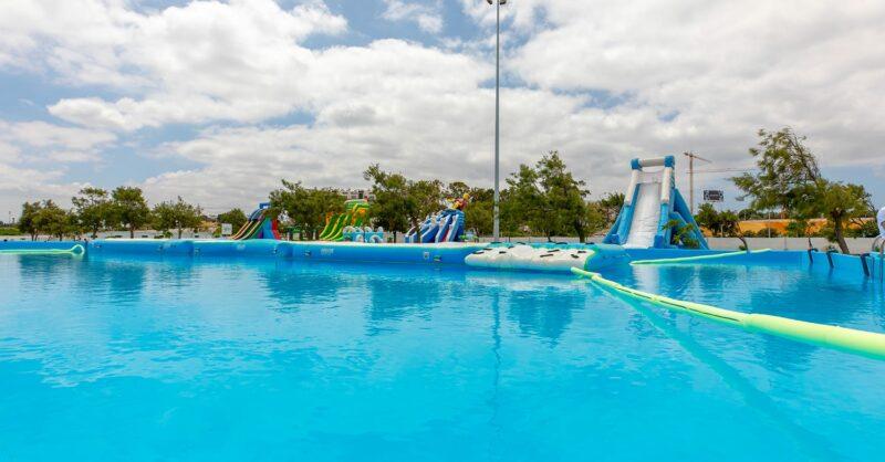 Splash Seixal: Refresca e Anima o Verão