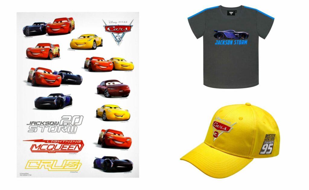 Passatempo Merchandising Carros 3