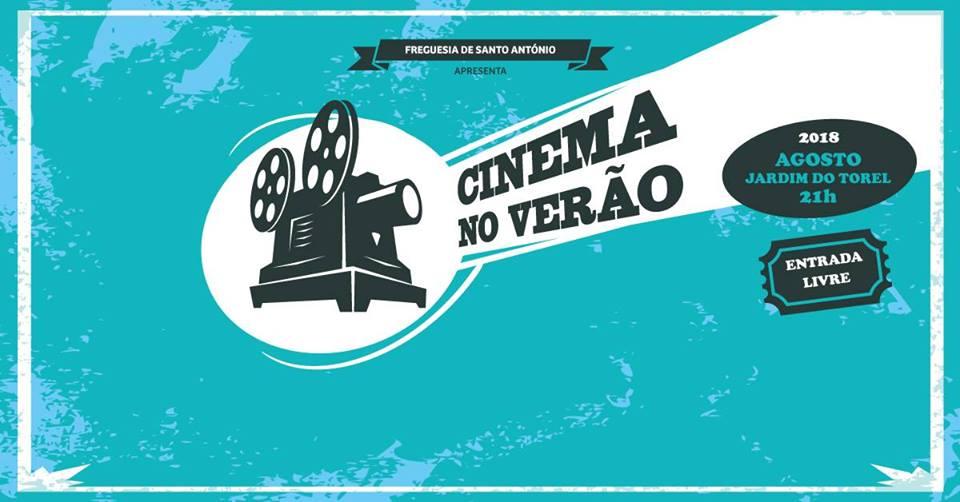 cinema no verão