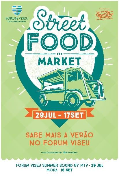 Viseu Street Food Market
