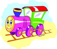 Aventura de música em uma Locomotiva