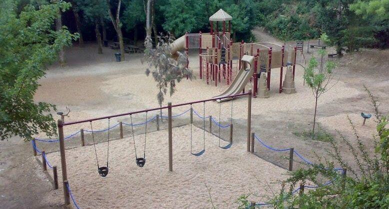 parque infantil mata dos sete montes
