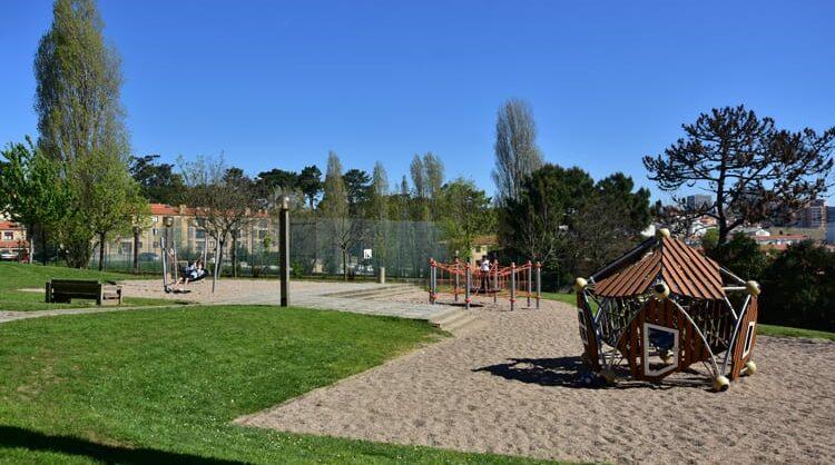 Parque da Pasteleira: um sítio cheio de tranquilidade