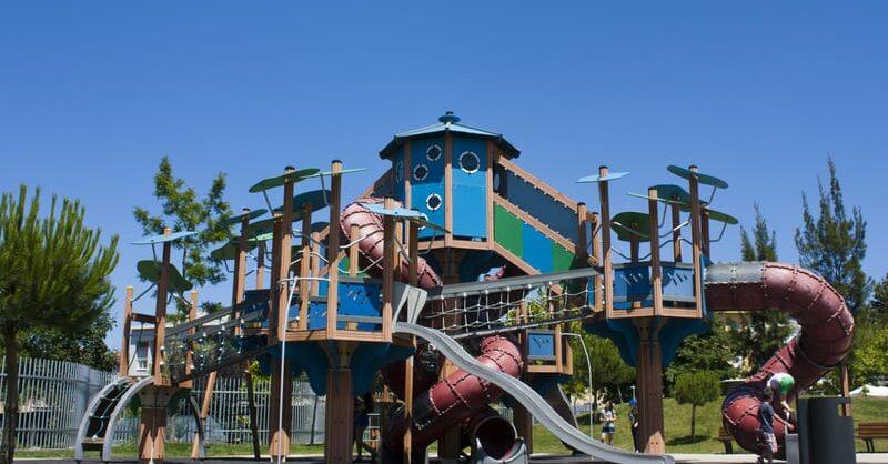 Parque do Covelo: um sítio com muita diversão