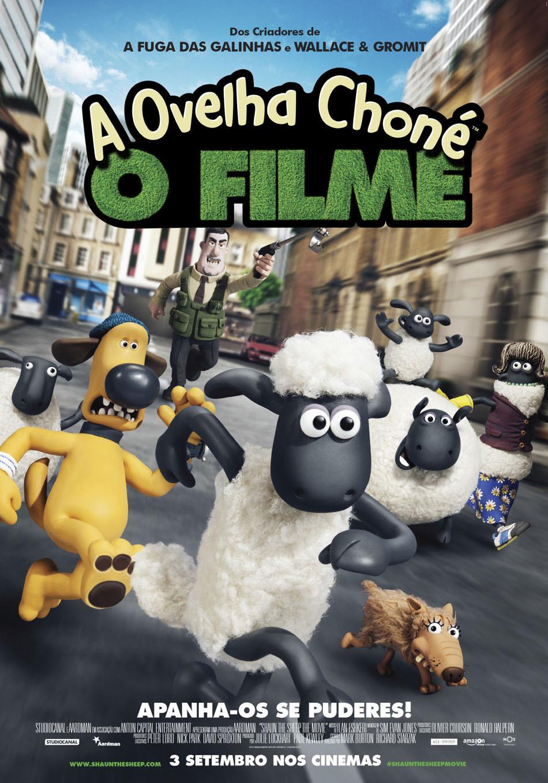 Filme: A Ovelha Choné