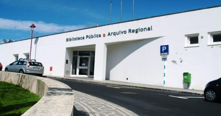Biblioteca Arquivo Regional Ponta Delgada