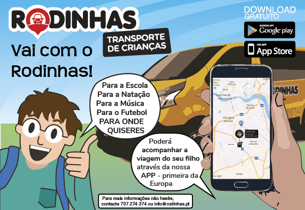 Nova App Rodinhas