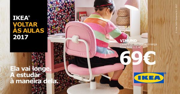 Dicas Ikea para decorar o espaço de estudo para o Regresso às Aulas