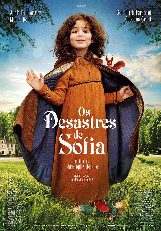 """""""Os Desastres de Sofia"""" – O clássico da Condessa de Ségur no grande ecrã!"""