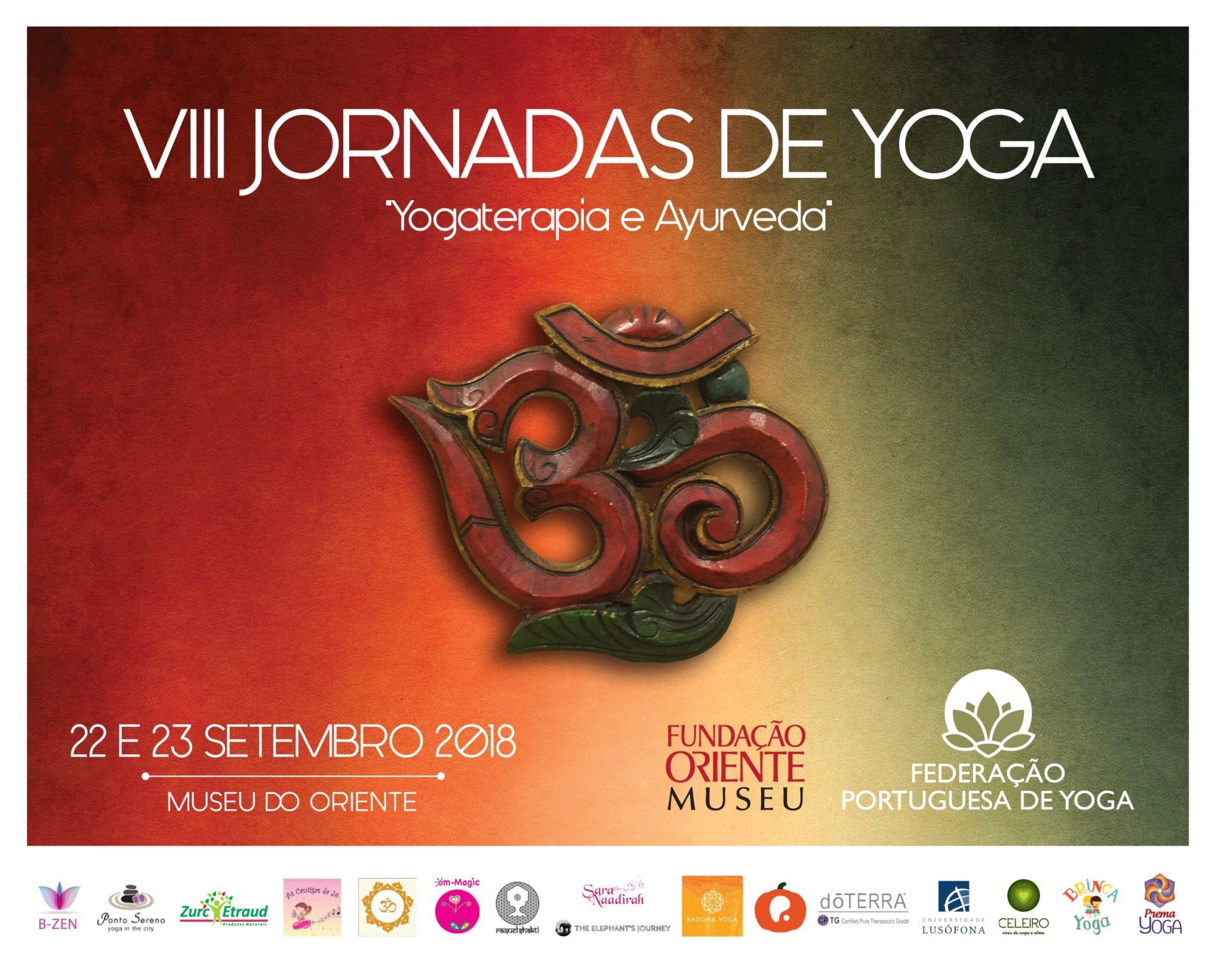 VIII Jornadas de Yoga