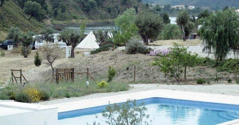 Quinta de Odelouca: Campismo Rural
