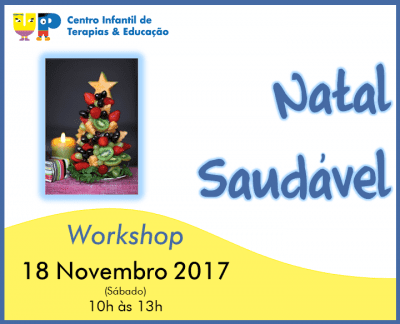 "Workshop ""Natal Saudável"""