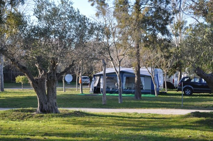 albufeira camping