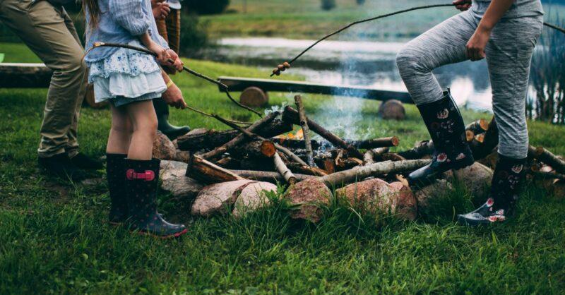 Guia Completo para acampar com crianças