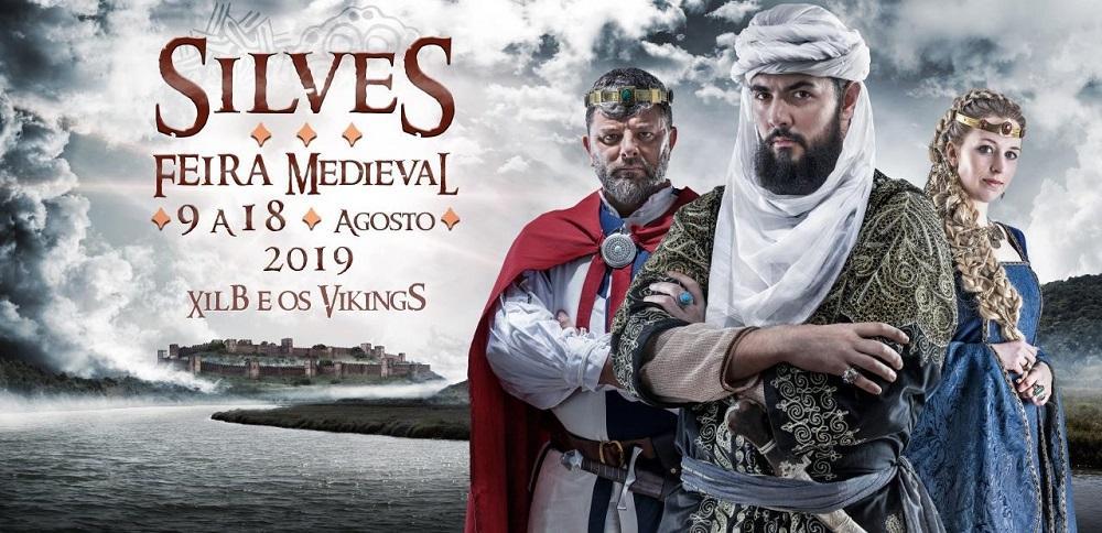feira medieval de silves 2019