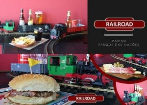 Railroad Caffe