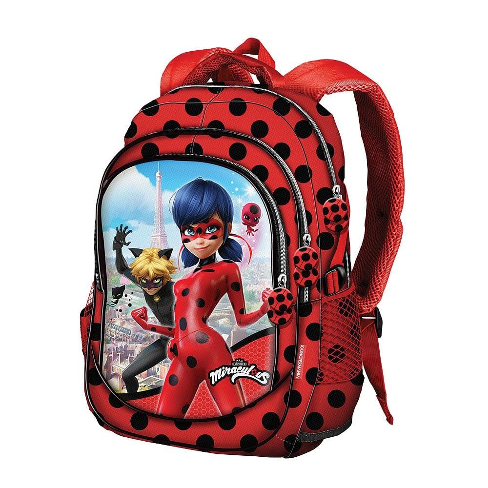 mochilas escolares - alças almofadadas